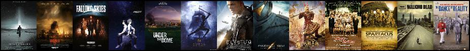 Filmliste, Filmcharts, Bestenliste, Toplist, Aufstellung, Movies, Films, Series, Rangliste