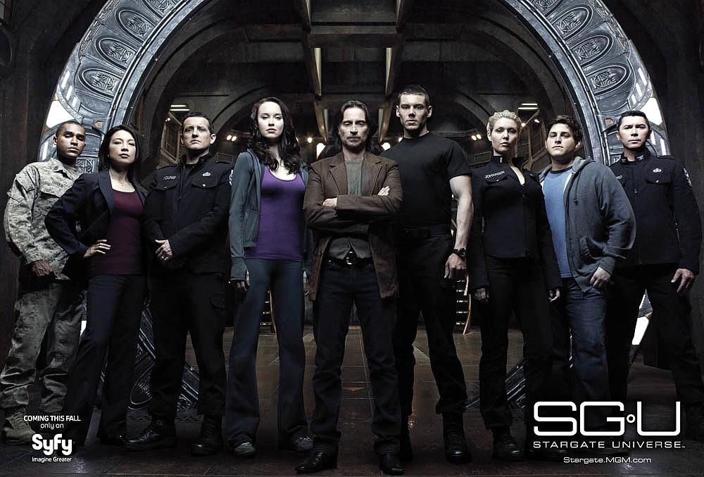 Serien-Review: STARGATE UNIVERSE Staffel 1 + Episodenguide (1/3)