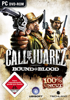 Call Of Juarez Bound In Blood Marisa. In Call of Juarez: Bound in