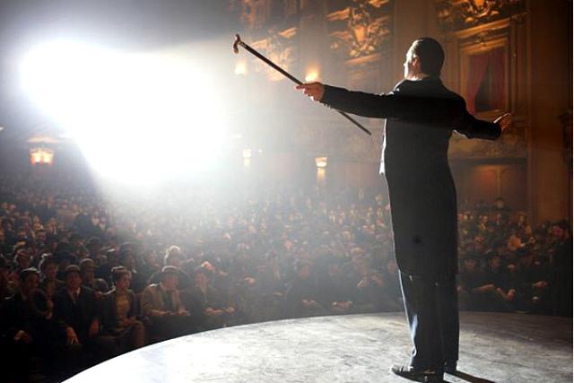 Filmkritik The Prestige Meister Der Magie 2006