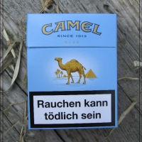 "Produkt-Review | Rezension | Testbericht: ""Camel Blue"""