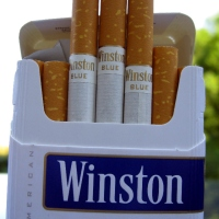 "Produkt-Review | Rezension | Testbericht: ""Winston Blue American Cigarettes"""