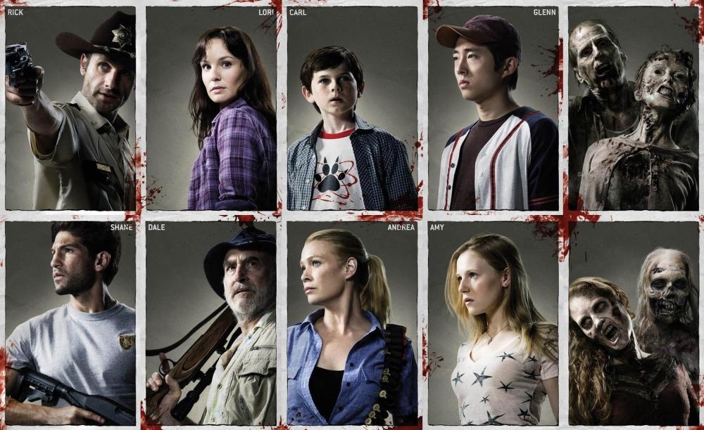 Serien-Review: THE WALKING DEAD - Staffel 1 & 2 (S01E01 - S02E13) + Episodenguide (4/6)