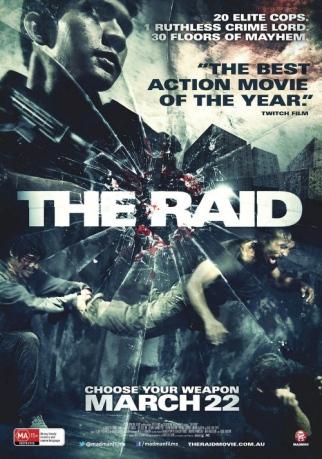 the_raid_poster