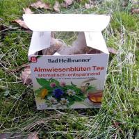 "Produkt-Review | Rezension | Testbericht: ""Bad Heilbrunner Almwiesenblüten Tee"""