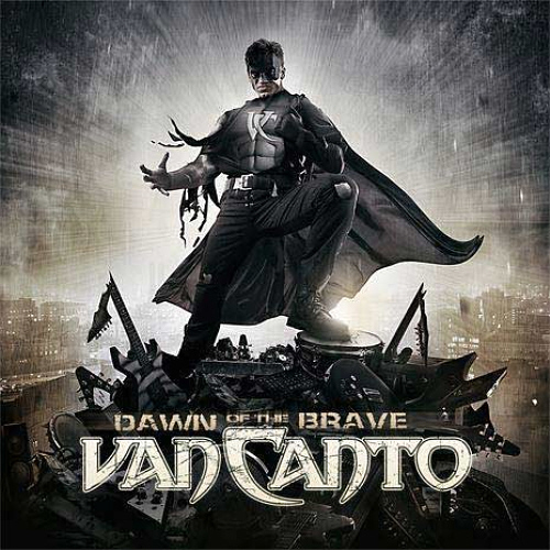 Metal cd review van canto dawn of the brave 2014