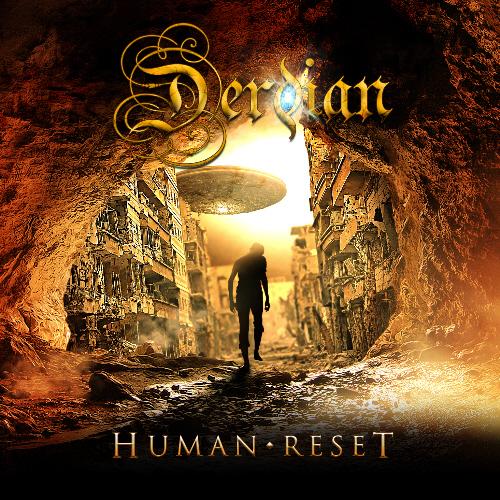 Metal cd review derdian human reset 2014