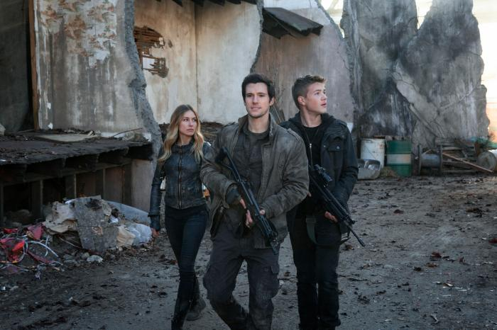 Falling Skies Staffel 4 Start