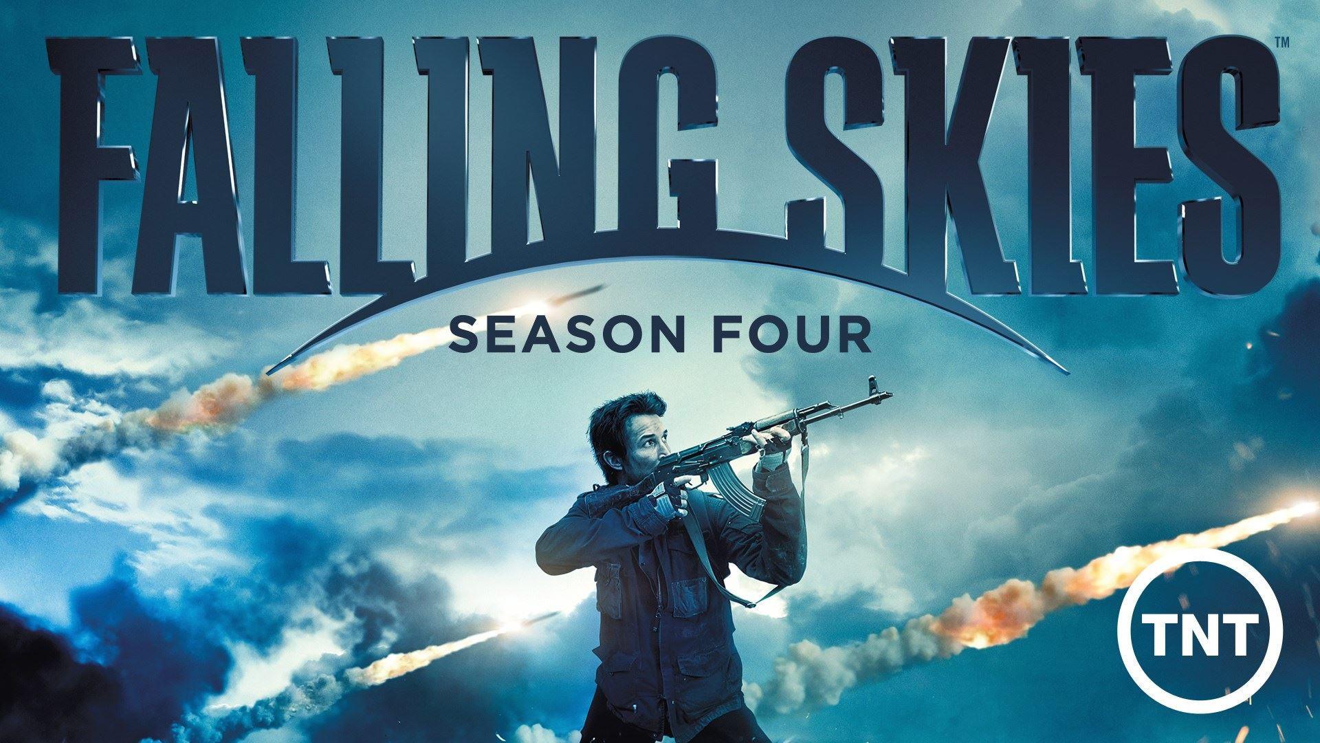 falling skies staffeln
