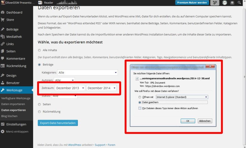 wordpress-export-not-working_posts