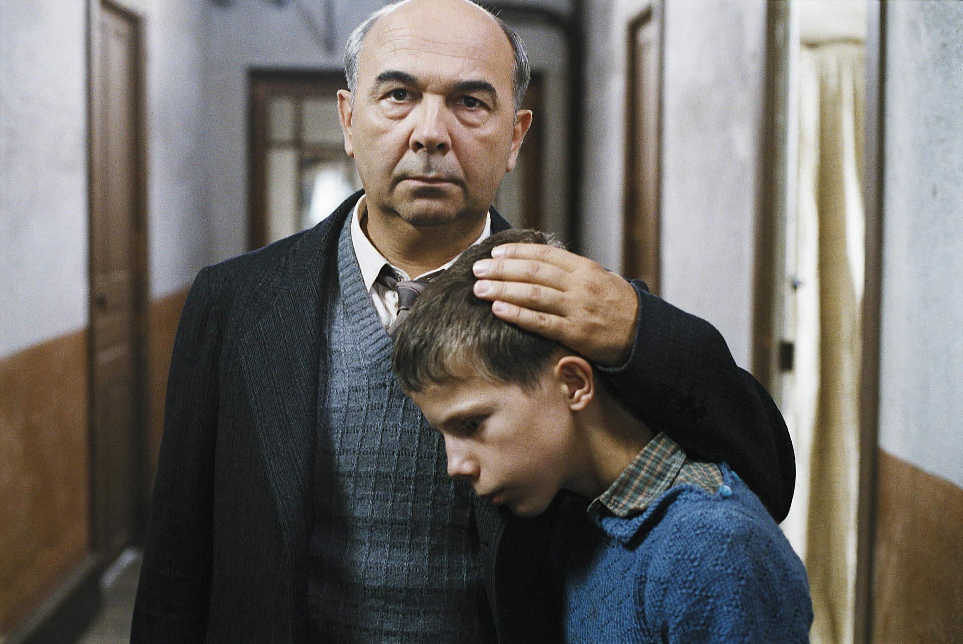"Filmkritik: ""Die Kinder Des Monsieur Mathieu"" (2003"