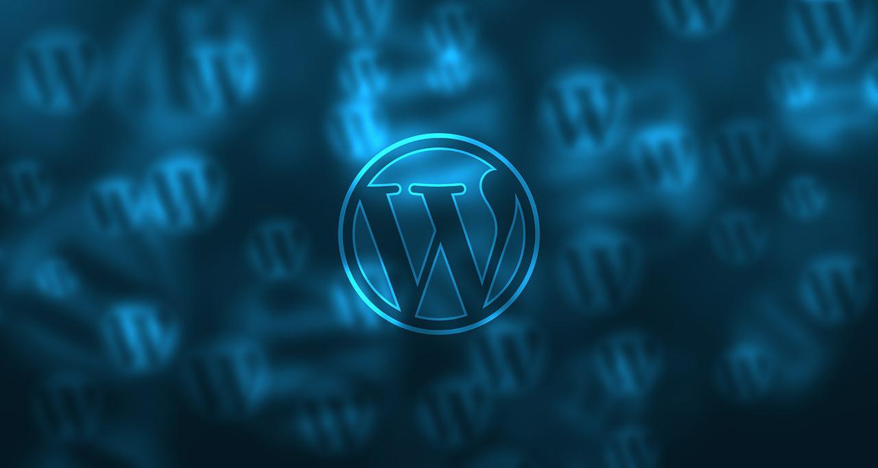 wordpress_logo_banner_design
