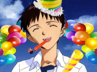 shinji-celebrating