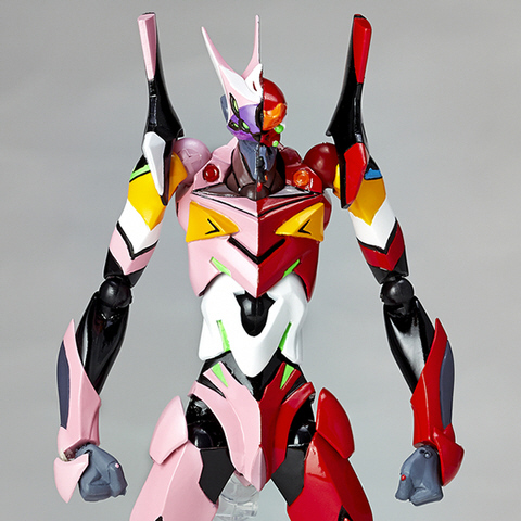 Evangelion Unit 8+2, Evangelion Units Merged, Asuka, Mari, Final Battle