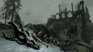 skyrim-dead-dragon