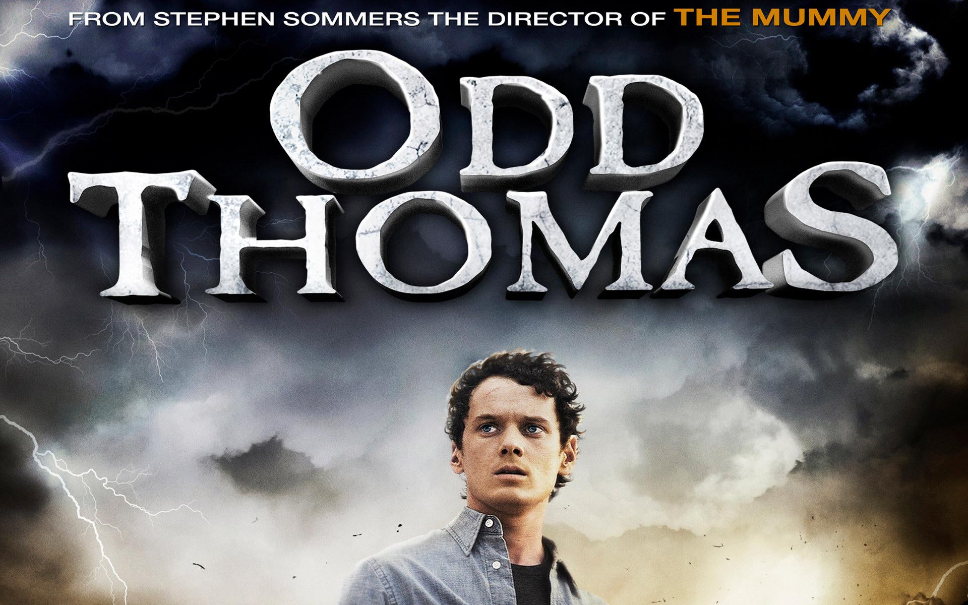 Filmkritik Odd Thomas 2013 Oliverdsw Presents Das Deutsche