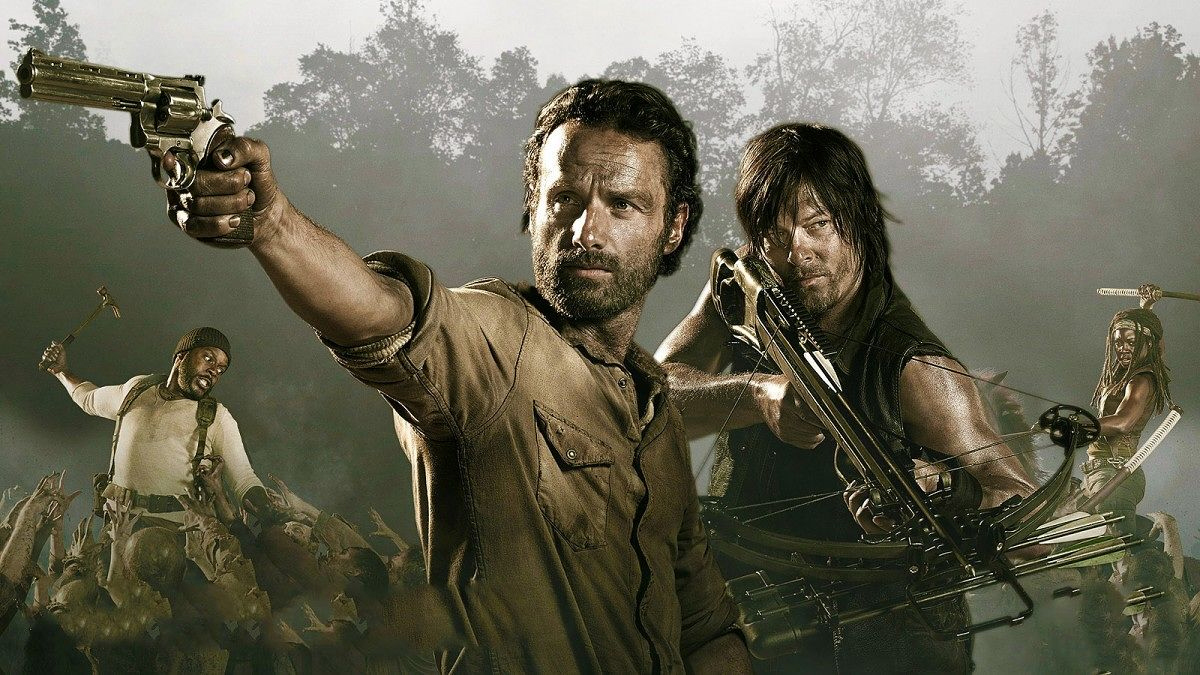 Kinox Walking Dead Staffel 6