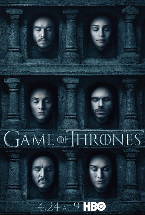 Game Of Thrones, GoT, HBO, TV, Sequel, Franchise, Poster, Screening, Exklusive