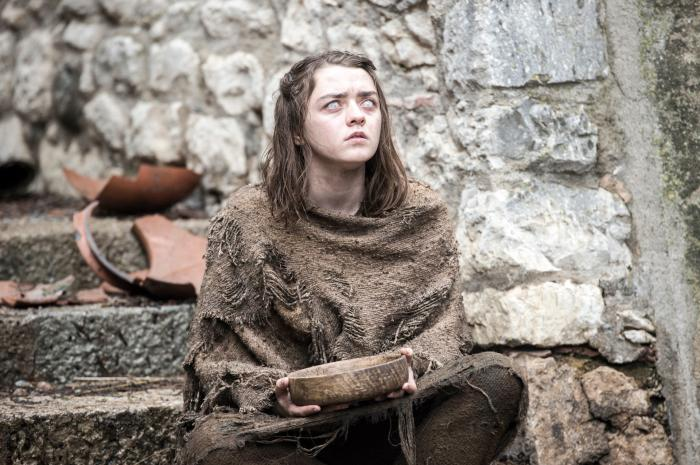 Game Of Thrones, Arya Stark, Blind, Pain, Revenge, Ausbildung