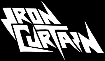 powermetal-bands-logos-iron-curtain